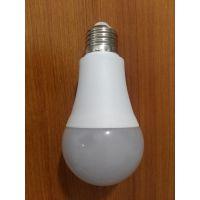 厂家直销出口爆款LED A60 9W塑包铝球泡灯恒流宽压足功率80显指90光效OEM