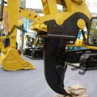 DST-80型液压翻土机小型挖掘机改装液压翻土机型
