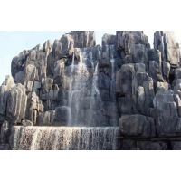 大型假山施工 大型假山水系图片大全 假山施工队 大型假山工程照片 大型假山的制作