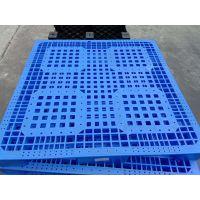厂家直销惠州一次性塑料托盘 进出口环保塑胶托盘1210叉车托盘