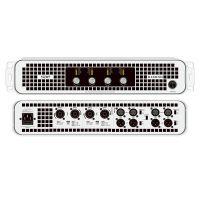 sae-dj04系列32dB / 1V / 0.77四通道 DJ娱乐和小型扩声 便携式 表演专业功放