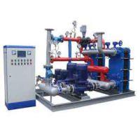 康鲁换热机组热水锅炉的出力如何表达?
