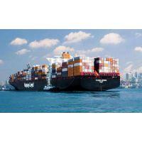 美国海运双清门到门 深圳商品出口海运到美国双清关包税服务