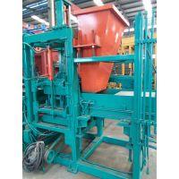 【供应现货】金驼4-15免烧水泥砖机 全自动制砖设备 大型水泥支撑垫块机