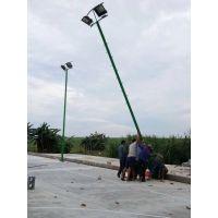 广西各种球场灯杆生产厂家出厂价格