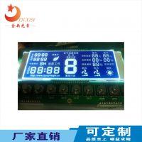 空气净化机显示屏,厂家直销专业定制段式/点阵LCD液晶显示屏