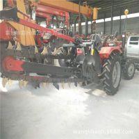 拖拉机开沟机 农业拖拉机开沟机 拖拉机开沟机刀头 转让