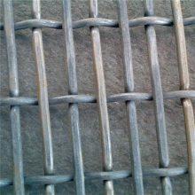 防护轧花网 镀锌轧花网图片 不锈钢编织网