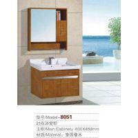 橡木浴室柜生产厂家