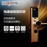 海康威视智能家居智能DS-L1-FP指纹密码锁防盗安全锁