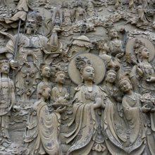 石头浮雕青石九龙壁,大理石汉白玉九龙壁石,顺利石雕询问价格。
