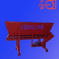 蜂窝煤自动上料机 双供料自动上料机 一共上料机价格