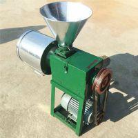 湖北全自动石磨面粉机 优质小麦玉米磨面机 电动家用磨面机