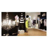 DNCY女装专卖店SI设计服装品牌SI设计