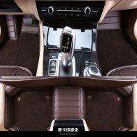 18款玛莎拉蒂Levante SUV莱万特总裁GT Ghibli吉博力汽车真皮脚垫