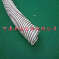 供应PU塑筋增强软管/内壁平滑管/塑料螺旋增强软管/聚氨酯耐磨管