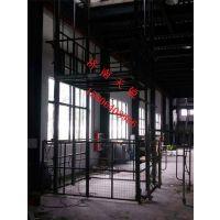 西安导轨式升降货梯定做哪家好 济南天锐液压升降货梯厂家