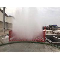 江西婺源坑基洗车机 自动高压洗车台 渣土车冲洗设备