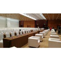 北京大型活动家具租赁,出租庆典贵宾桌椅,会客沙发