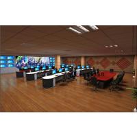 葫芦岛调度中心电脑桌 机房监控中心电脑桌 公安局办公家具电脑桌