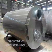 北京集中改造燃气蒸汽锅炉 低氮环保锅炉 WNS2-1.0燃气锅炉型号