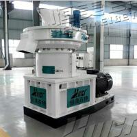 临沂生物质燃料颗粒机 恒美百特时产2-3吨木屑颗粒机生产线方案