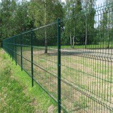 水道护栏网 铁丝围栏网 植物园围网