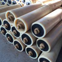 批发工程塑料强度高耐磨耐用尼龙托辊 直径可做到400mm长度可做到3000mm 加工定制