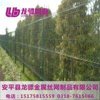 养殖护栏网厂家 铁艺围栏 勾花护栏网