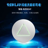 iSigal 运营级吸顶AP WLAN设备方案提供商 室内WiFi覆盖无线AP 300M无线AP