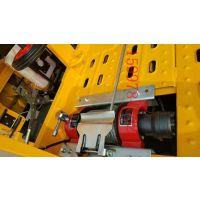 清障车配件 拖车配件 拖车卷扬机液压绞盘 马达4吨绞盘专用