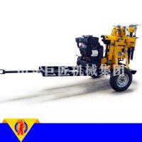 华夏巨匠厂家供应XYX-130小型液压钻机 130米地表钻机