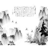 深圳墙纸 汇美3D无缝壁画,壁布喷绘 任意图案定制