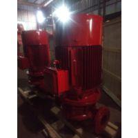喷淋泵工作原理XBD4/10G-FLG消防泵/消火栓泵厂家直销