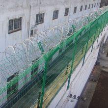 惠州光伏电站围栏网厂 湛江港口隔离栏刺丝防护网 惠州围界网