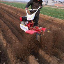 地豆子种植开沟培土机