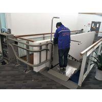 黄岩区温岭市 杭州市启运专为老年人残疾人量身定做楼梯升降机 斜挂式楼道轮椅电梯