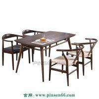 简约现代户外折叠餐桌椅 户外餐桌椅组合 可定制