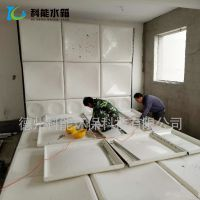 科能生产消防水箱smc模压保温玻璃钢水箱 板型1500*1000