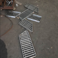 昆山金聚进成品不锈钢格栅盖板加工厂家直销
