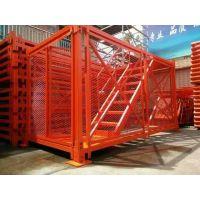 亿诚直销组合式梯笼 笼式爬梯 桥梁施工梯笼质量保证