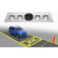 和创HC4001固定式车底检查系统,车底藏匿人员检测设备