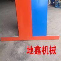 工地临时围挡板压型机 彩钢围挡板生产设备 地鑫供应