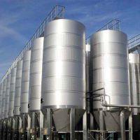 广州方联供应不锈钢发酵罐 304立式储罐 饮料生产设备