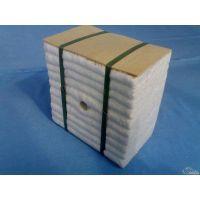 硅酸铝保隔热块规格 异型硅酸铝模块生产注意事项