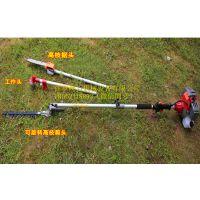 多用途加长杆高枝锯 林业作业机械省时省力高枝锯 汽油园林修剪机