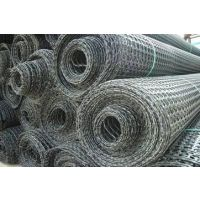 湖南省株洲市双向拉伸塑料土工格栅用于围海造田工程,使用年限长