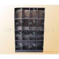 科晟304材质D-7式不锈钢无门更衣柜 文件柜 磨具柜 置物柜