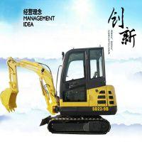 迷你型挖掘机多少钱一台 小型挖掘机价格 山鼎