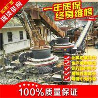 石灰石打砂机粉碎机砂石生产线 2018年郑州碎石整型机厂家优选